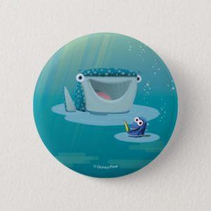 Destiny & Dory | Bubble Buds Pinback Button