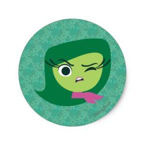 Disgust Classic Round Sticker