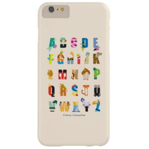 Disney Alphabet Mania Case-Mate iPhone Case