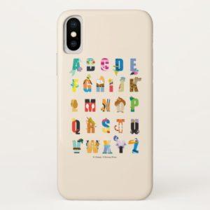 Disney Alphabet Mania Case-Mate iPhone Case