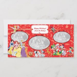 Disney: Holiday Photo Card