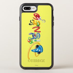 Disney Logo | Boy Characters OtterBox iPhone Case