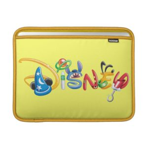 Disney Logo | Boy Characters Sleeve For MacBook Air