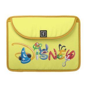 Disney Logo | Boy Characters Sleeve For MacBook Pro