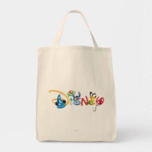 Disney Logo | Boy Characters Tote Bag