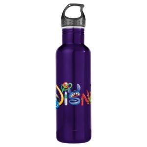 Disney Logo   Boy Characters Water Bottle