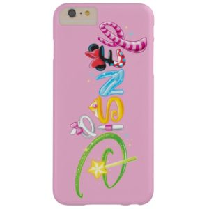 Disney Logo | Girl Characters Case-Mate iPhone Case
