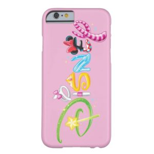 Disney Logo   Girl Characters Case-Mate iPhone Case