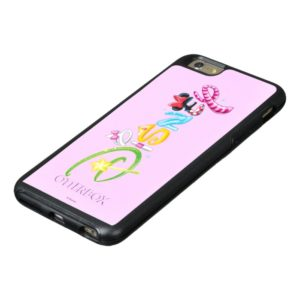 Disney Logo | Girl Characters OtterBox iPhone Case