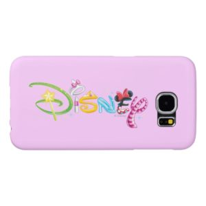 Disney Logo | Girl Characters Samsung Galaxy S6 Case