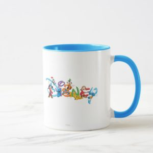 Disney Logo | Mickey and Friends Mug