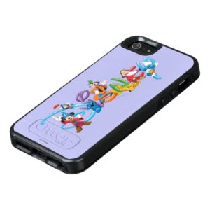 Disney Logo | Mickey and Friends OtterBox iPhone Case