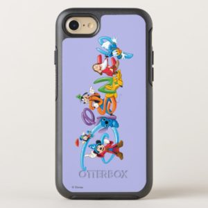 Disney Logo   Mickey and Friends OtterBox iPhone Case