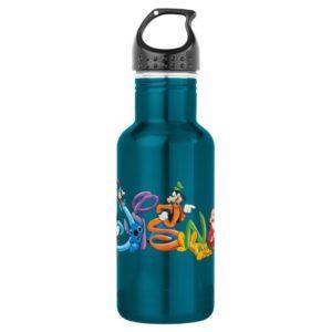 Disney Logo | Mickey and Friends Water Bottle