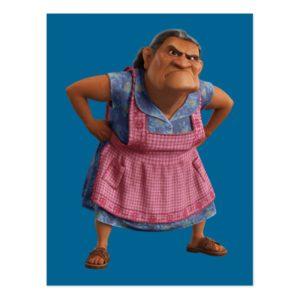 Disney Pixar Coco   Abuelita   Funny Grandmother Postcard