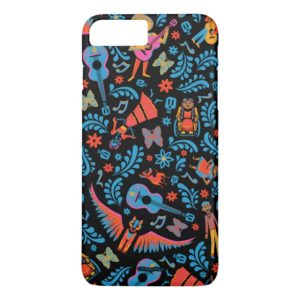Disney Pixar Coco   Colorful Character Pattern Case-Mate iPhone Case