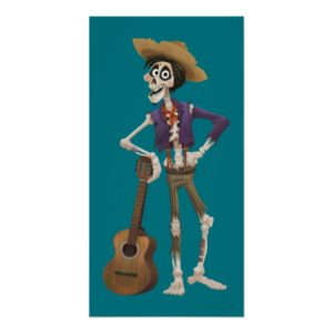 Disney Pixar Coco | Hector | Standing with Guitar Poster