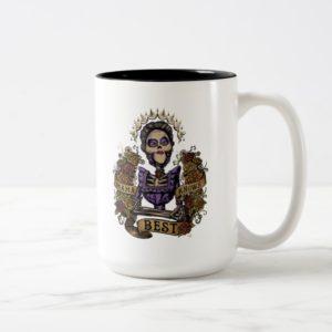Disney Pixar Coco | Imelda | Mama Knows Best Two-Tone Coffee Mug