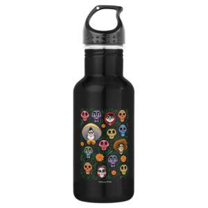 Disney Pixar Coco | Land of the Dead - Sugar Skull Stainless Steel Water Bottle