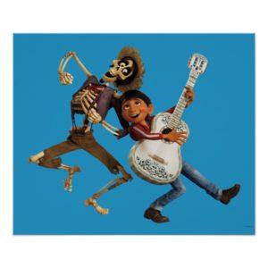 Disney Pixar Coco | Miguel | Dancing Friends Poster