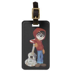 Disney Pixar Coco   Miguel   Standing with Guitar Bag Tag