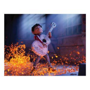 Disney Pixar Coco | Miguel - True Musician Postcard
