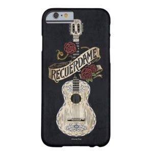 Disney Pixar Coco   Rustic Recuerdame Guitar Case-Mate iPhone Case