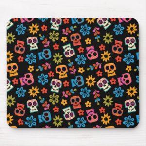 Disney Pixar Coco | Sugar Skull & Floral Pattern Mouse Pad
