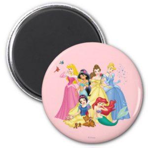 Disney Princess | Birds and Animals Magnet
