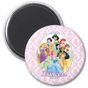 Disney Princess | Cinderella Featured Center Magnet