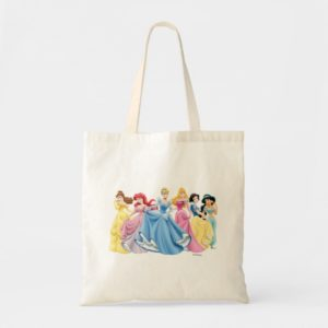 Disney Princess | Holding Dresses Out Tote Bag