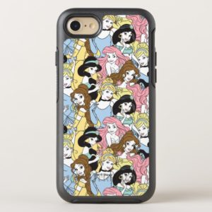 Disney Princess | Oversized Pattern OtterBox iPhone Case
