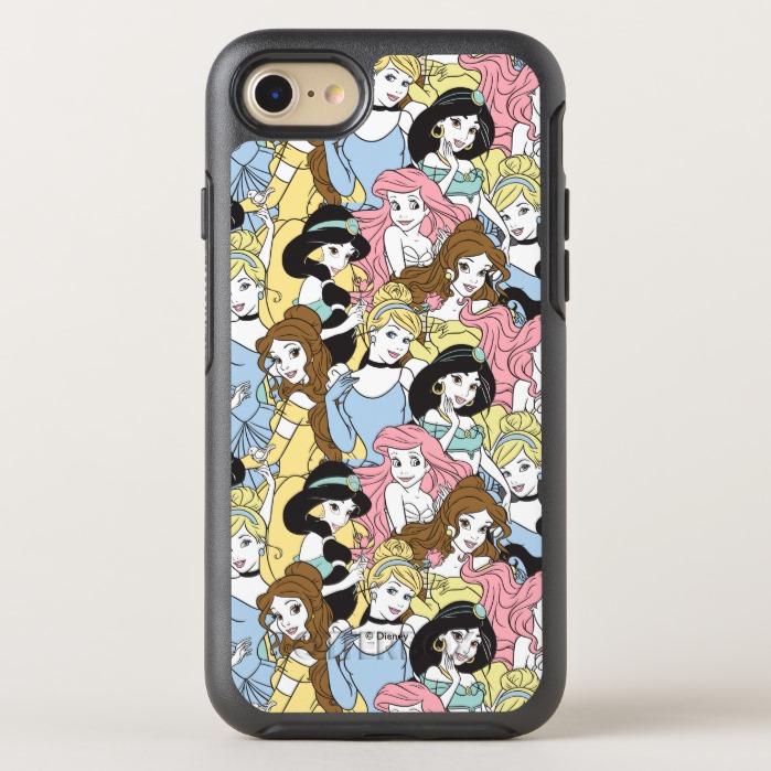 Disney Princess | Oversized Pattern OtterBox iPhone Case