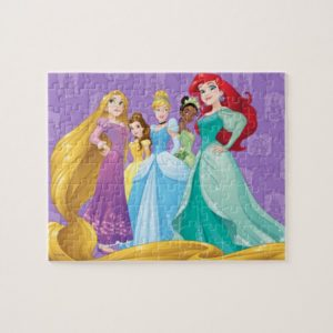 Disney Princesses | Fearless Is Fierce Jigsaw Puzzle