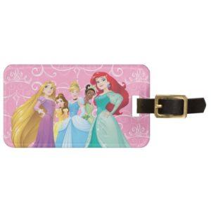 Disney Princesses   Fearless Is Fierce Luggage Tag