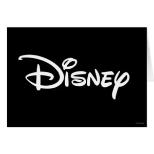Disney White Logo
