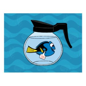 Dory | A Fish Out of Water Postcard