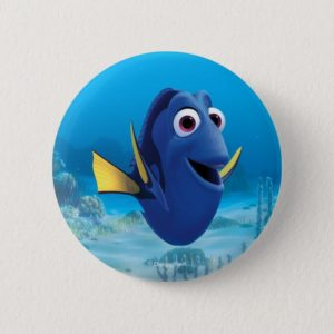 Dory | Finding Dory Pinback Button