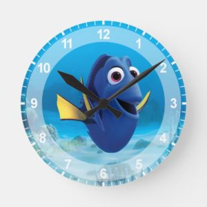 Dory | Finding Dory Round Clock