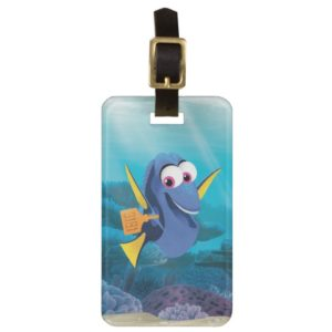 Dory | Finding Who Luggage Tag