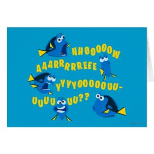 Dory | How Are You?