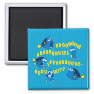 Dory   How Are You? Magnet