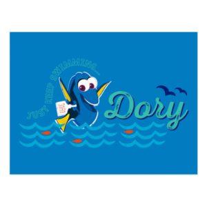 Dory | Just Keep Swimming Postcard