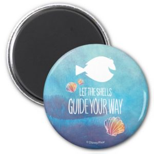 Dory | Let the Shells Guide Your Way Magnet