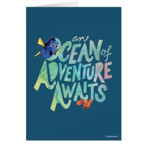 Dory & Nemo | An Ocean of Adventure Awaits