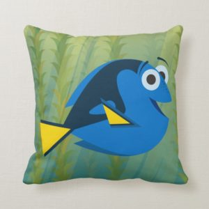 Dory | We Swim! Throw Pillow