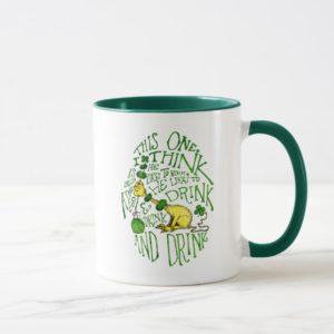 Dr. Seuss   Yink - St. Patrick's Day Mug
