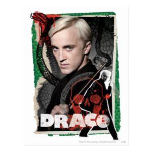 Draco Malfoy 6 Postcard