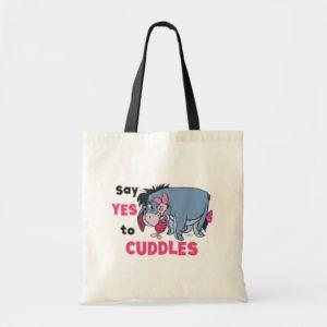 Eeyore | Say Yes to Cuddles Tote Bag