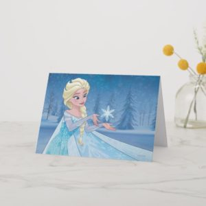 Elsa | Let it Go! Card